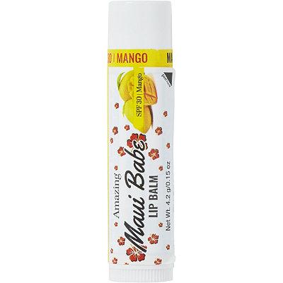 Maui BabeMaui Babe Lip Balm Mango SPF 30