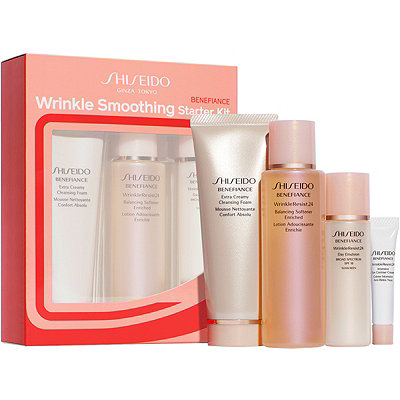 ShiseidoBenefiance Wrinkle Smoothing Starter Kit
