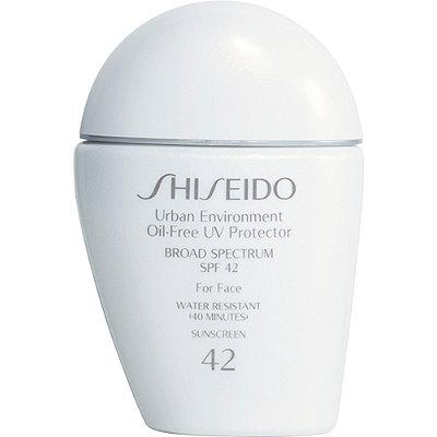ShiseidoUrban Environment Oil-Free UV Protector Broad Spectrum SPF 42