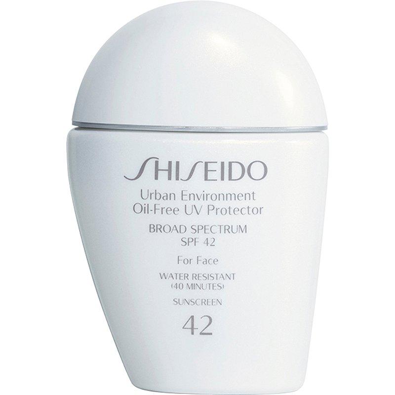 Shiseido Urban Environment Oil Free Uv Protector Broad Spectrum Spf 42 Ulta Beauty