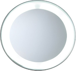tweezerman mini 15x led mirror ulta beauty