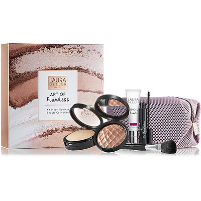 Laura Geller Online Only Art of Flawless 6 Pc Flawless Beauty Collection