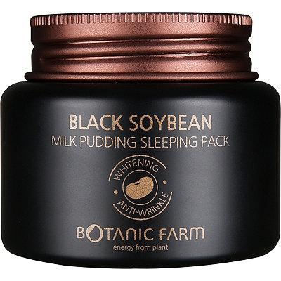 Black Soybean Milk Pudding Sleeping Pack