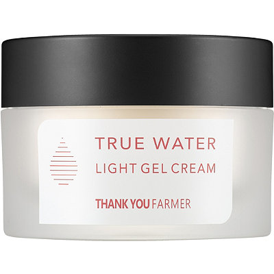 Thank You FarmerTrue Water Light Gel Cream
