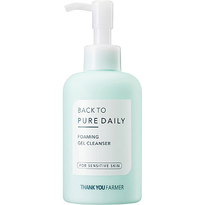Thank You FarmerBack to Pure Daily Foaming Gel Cleanser