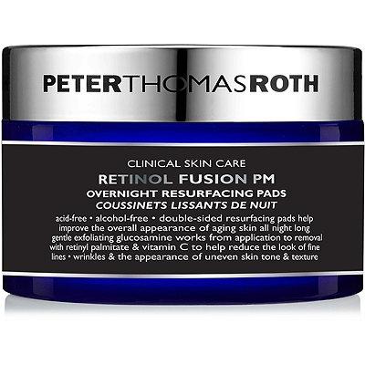 Peter Thomas RothRetinol Fusion PM Overnight Resurfacing Pads