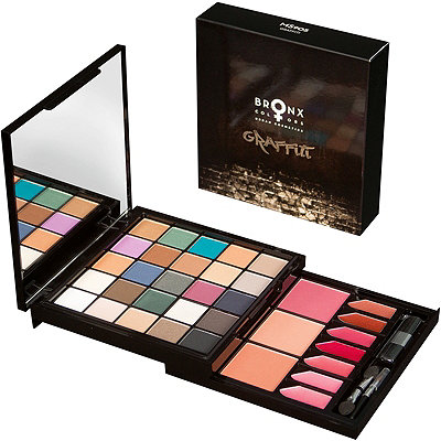Bronx Colors Online Only Graffiti Makeup Set