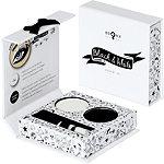 Online Only Pocket Set Black & White