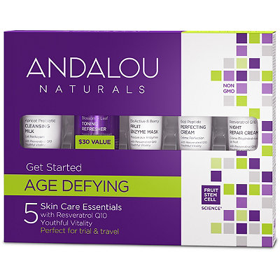 Andalou Naturals Online Only Get Started Age Defying Kit