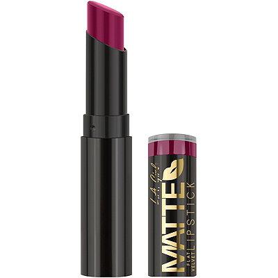 Matte Flat Velvet Lipstick