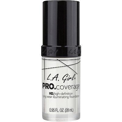 Pro Coverage Liquid Foundation