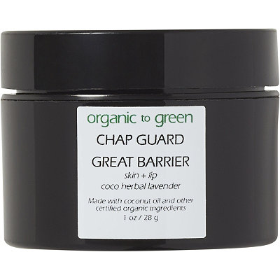 Organic to GreenOnline Only GREAT BARRIER - Chap Guard