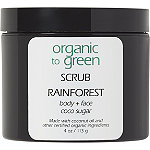 Online Only RAINFOREST - Sugar Scrub
