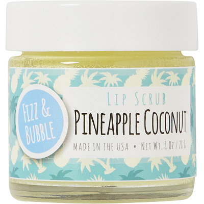 Fizz & BubblePineapple Coconut Lip Scrub