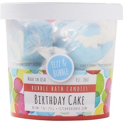 Fizz & BubbleBirthday Cake Bubble Bath Candies