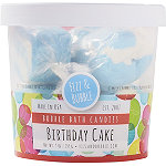 Birthday Cake Bubble Bath Candies