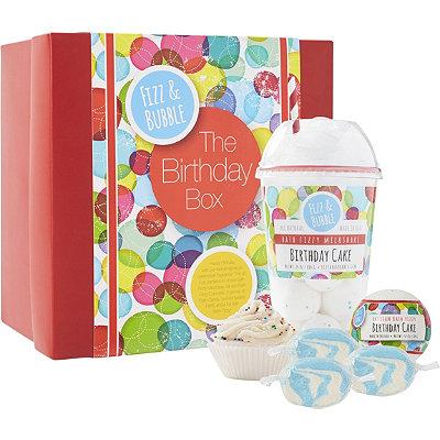 Fizz & BubbleBirthday Cake Gift Box