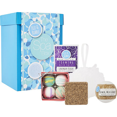 Fizz & Bubble Spa Collection Gift Box