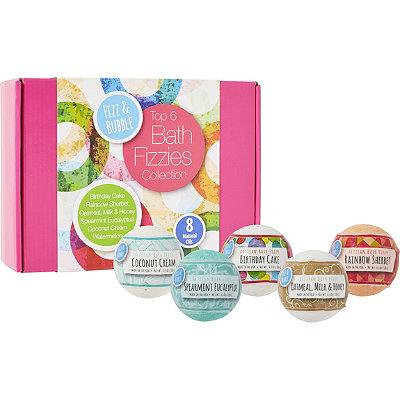 Fizz & Bubble6-Pack Bath Fizzy Gift Box