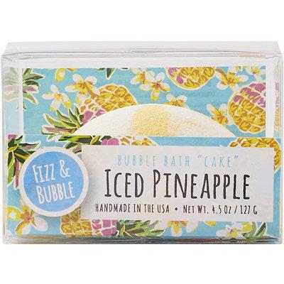 Fizz & BubbleIced Pineapple Bubble Cake