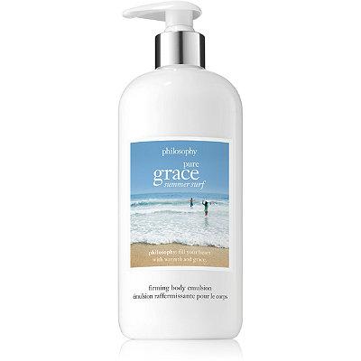 PhilosophyPure Grace Summer Surf Firming Body Emulsion