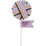 Spring Fling Lollipop Hair Elastics