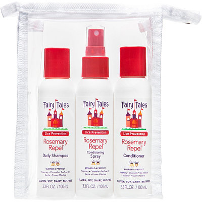 Fairy Tales Rosemary Repel Travel Set