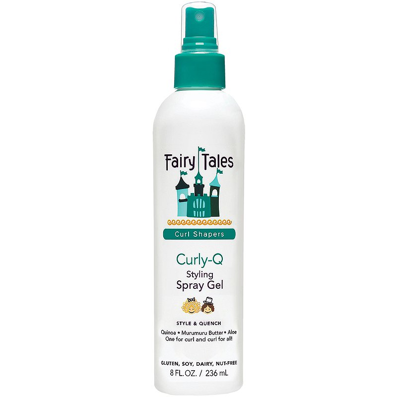 Fairy Tales Curly Q Styling Spray Gel Ulta Beauty