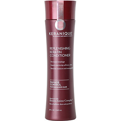 Keranique Replenishing Keratin Conditioner - Damage Control for Damaged Hair