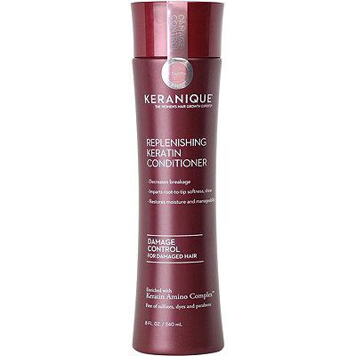 KeraniqueReplenishing Keratin Conditioner - Damage Control for Damaged Hair