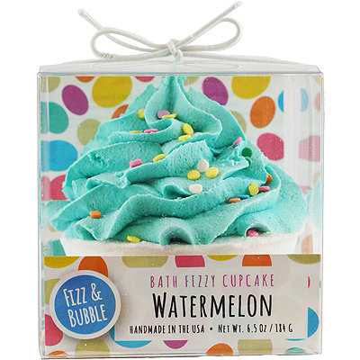 Fizz & Bubble Watermelon Bath Cupcake