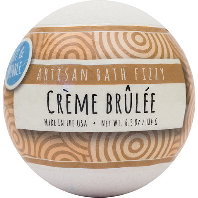 Fizz & Bubble Cr%C3%A8me Br%C3%BBl%C3%A9e Large Bath  Fizzy
