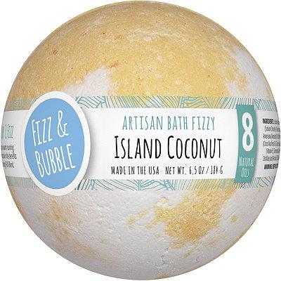 Coconut Cream Large Bath Fizzy