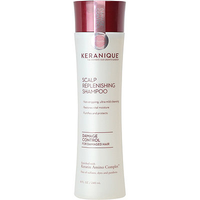 Keranique Scalp Replenishing Shampoo - Damage Control for Damaged Hair