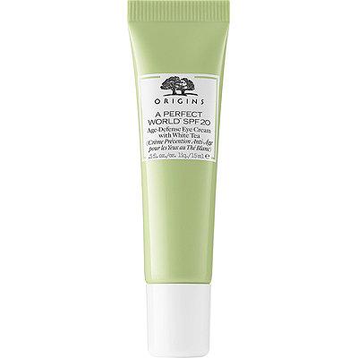 A Perfect World SPF 20 Age-Defense Eye Cream with White Tea