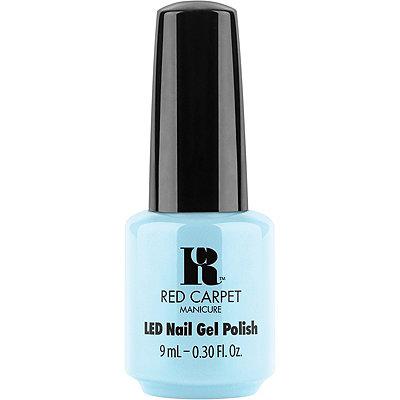Blue, Green & Yellow LED Gel Nail Polish Collection