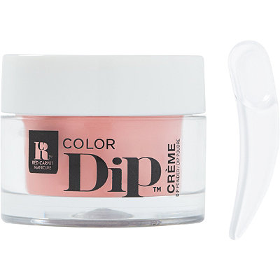 Red Carpet Manicure Color Dip Coral Nail Powder