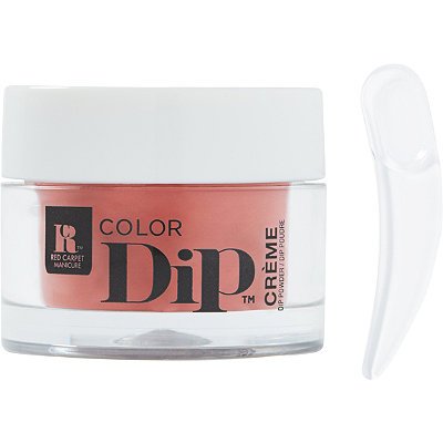 Color Dip Red Nail Powder