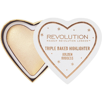 Makeup RevolutionBlushing Hearts Highlighter
