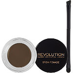 Makeup Revolution Brow Pomade Medium Brown