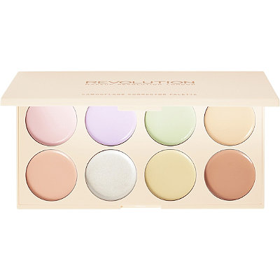 Online Only Camouflage Corrector Palette
