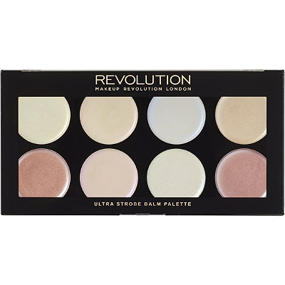 Makeup RevolutionUltra Strobe Balm Palette