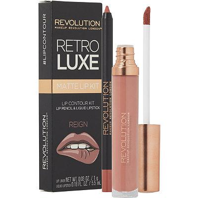 Retro Luxe Matte Lip Kit