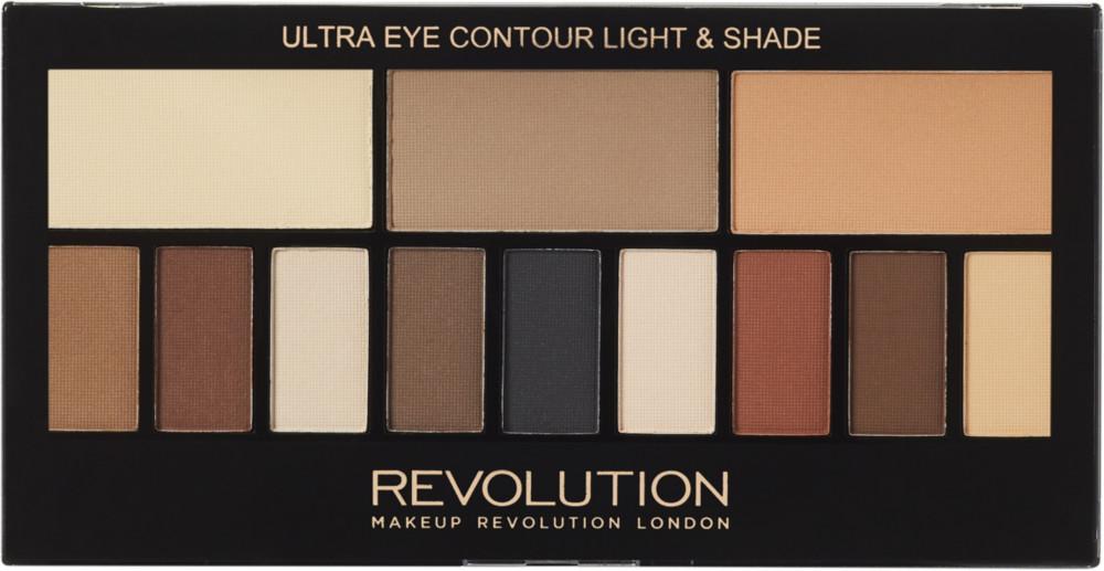 Makeup Revolution Ultra Eye Contour Light & Shade Palette | Ulta Beauty