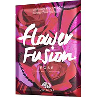 Origins Flower Fusion Rose Hydrating Sheet Mask