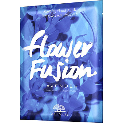 OriginsOnline Only Flower Fusion Lavender Soothing Sheet Mask