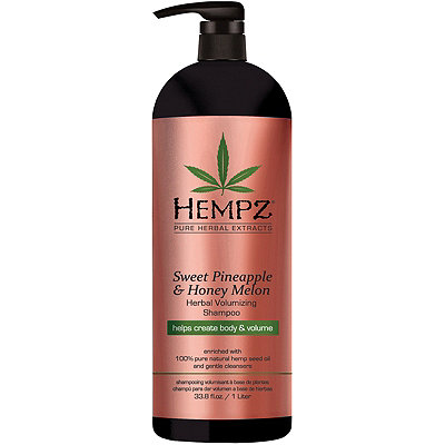 Hempz Sweet Pineapple %26 Honey Melon Herbal Volumizing Shampoo
