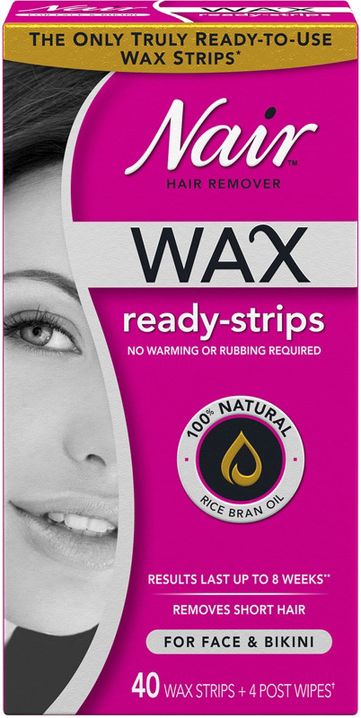 Nair Wax Ready Strips For Face Ulta Beauty