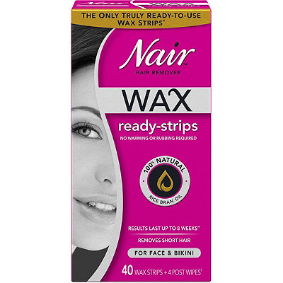 NairWax Ready-Strips For Face