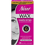 Wax Ready-Strips For Face